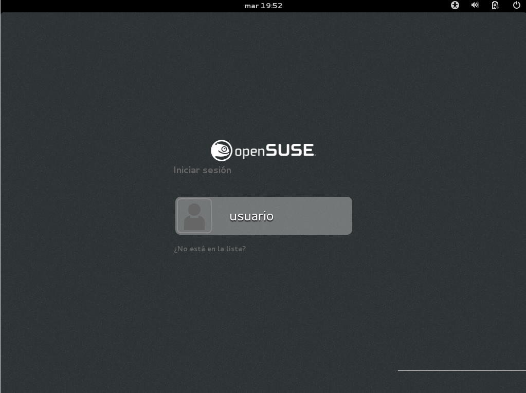 OpenSUSE 12.3 GNOME-login.png