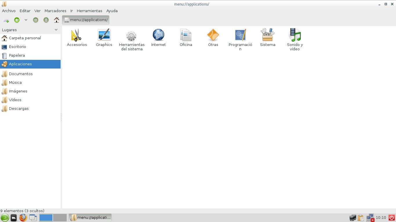 LXDE_-_PCManFM_1.2.1_-_Editor_del_menú_de_aplicaciones.jpg